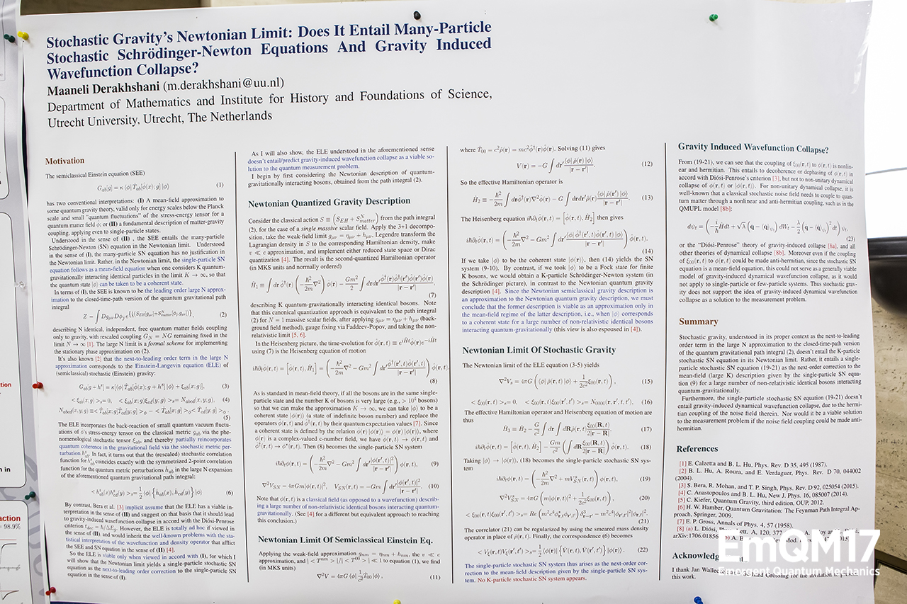 The Newtonian Limit Of Stochastic Gravity: Does It Entail The Many-Particle Stochastic Schrödinger-Newton Equations, And Gravitationally-Induced Wavefunction Collapse? by Maaneli Derakhshani