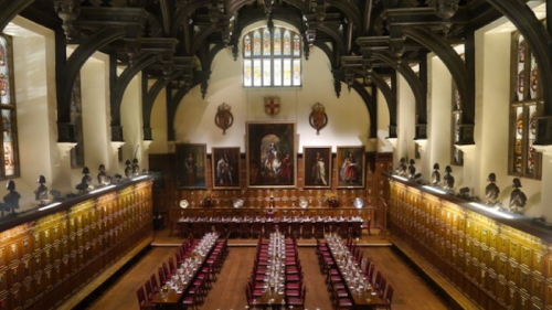 Hall of Middle Temple