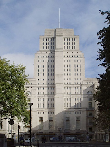 University of London-Senate House-Beveridge Hall